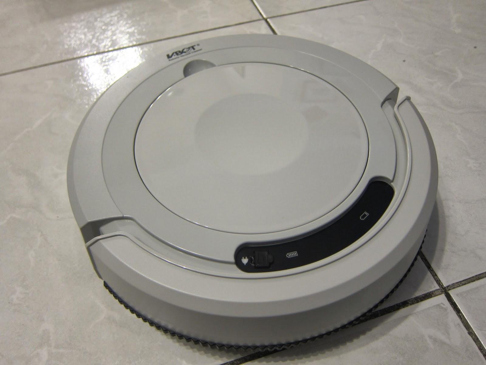IMG 2250 - [開箱] V-BOT M270 迷你智慧型掃地機器人
