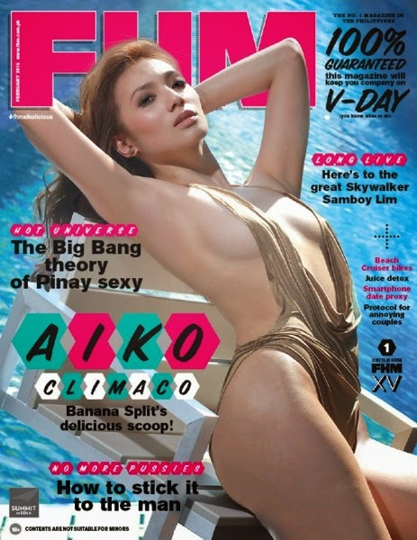 beautiful, exotic, exotic pinay beauties, FHM Magazine, filipina, hot, pinay, pretty, sexy, swimsuit, aiko climaco