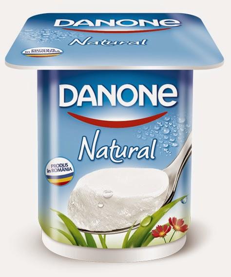 Natural + Delicios = Danone x 15