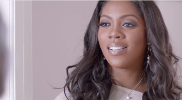 Tiwa Savage's Pregnancy Glow in new TV Commercial for Konga - PICTURES