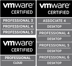 vmware certifications