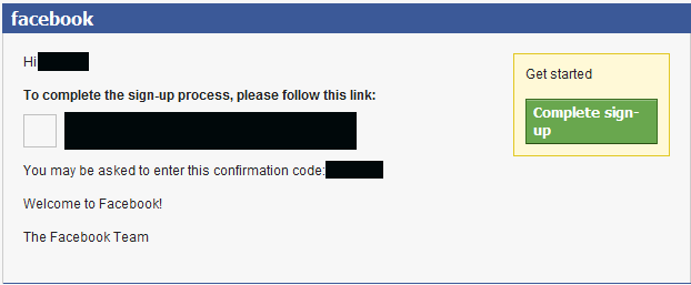 how to find the email attached to a facebook account