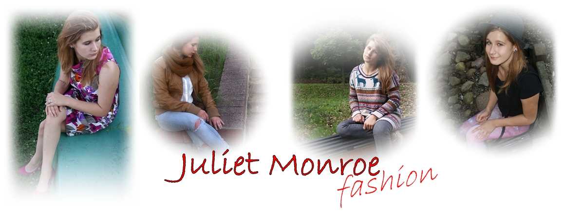 Juliet Monroe Fashion