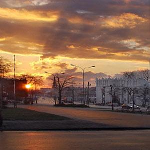 Moje miasto przed snem