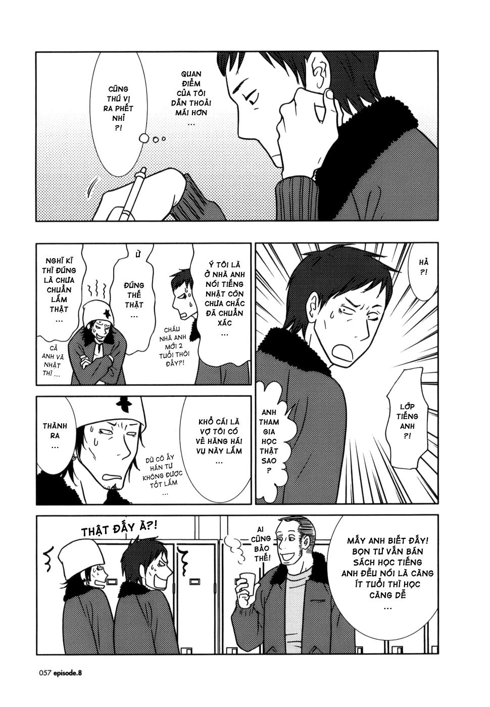 Usagi Drop chap 8 Trang 21 - Mangak.info