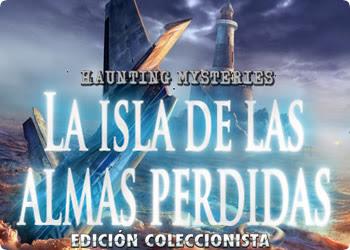 2 Haunting Mysteries: La Isla de Las Almas Perdidas Edición Coleccionista en Español