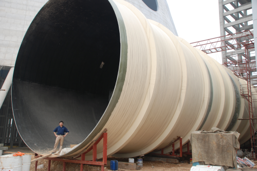 China Composite Pipes Industry