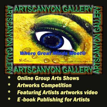 Artscanyon Gallery Guest Artists