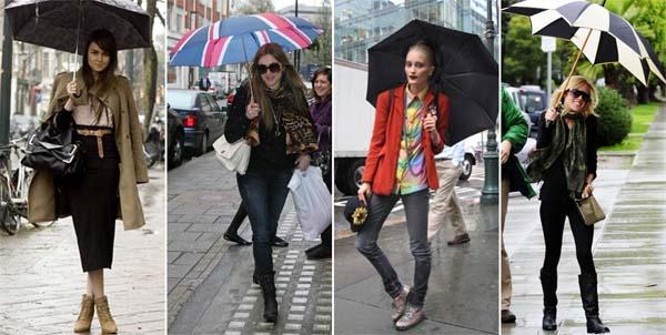 look para dia de chuva, visuais para dia de chuva, como se vestir dia de chuva, o que usar dia de chuva, o que vestir dia de chuva, o que combina com guarda chuvas, combinar com guarda chuvas, trench coat, calças skinny dia de chuva, shorts dia de chuvas, saia e vestido dia de chuva, bota para dia de chuva, sapato para dia de chuva, tocas para dia de chuva, lindos guarda chuva