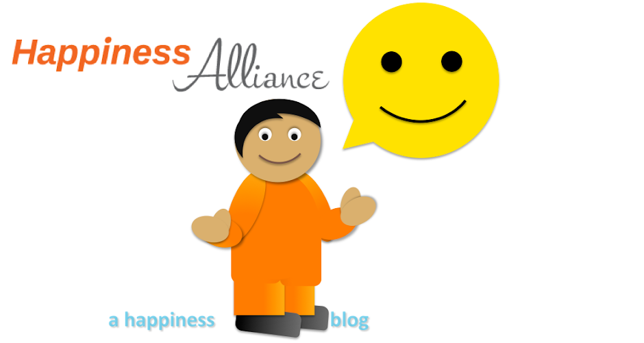 Happiness Alliance Blog