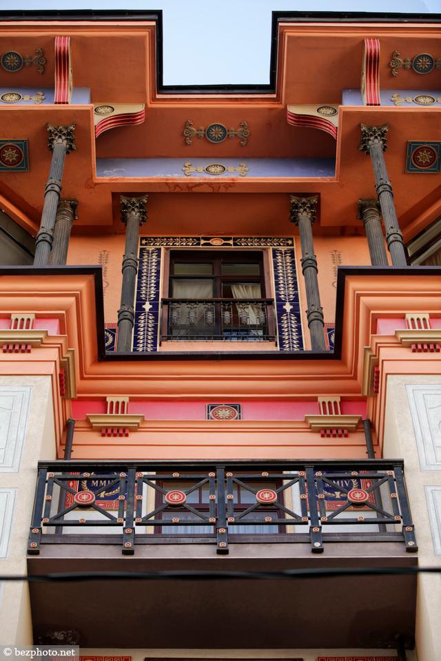 помпейский дом в филипповском переулке