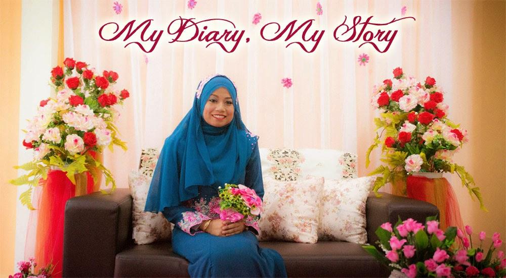 ARIESBLUEFAN: MY DIARY, MY STORY
