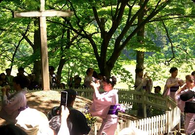 la tumba de jesus en japon