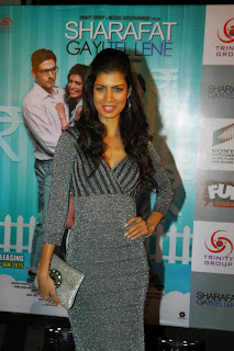 Bollywood Actress Female Celebs at Film Sharafat Gai Tel Lene Premiere in Mumbai