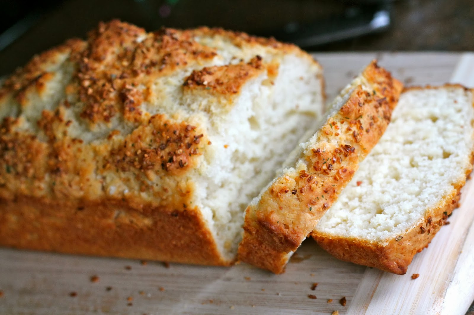 how to make beer bread like tastefully simple