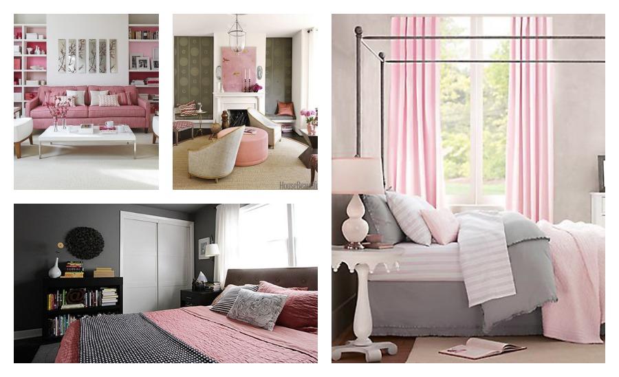 Paleta de colores de hoy gris y rosa for Paleta colores gris