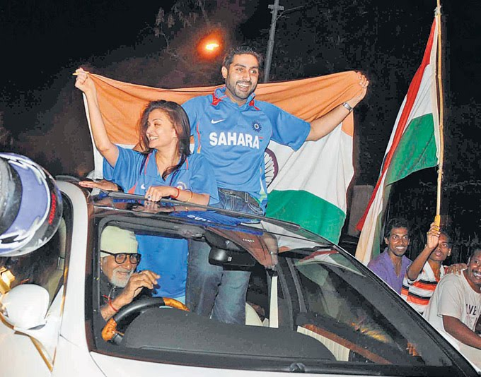 Aishwarya Abhishek Honeymoon Abhishek And Aishwarya