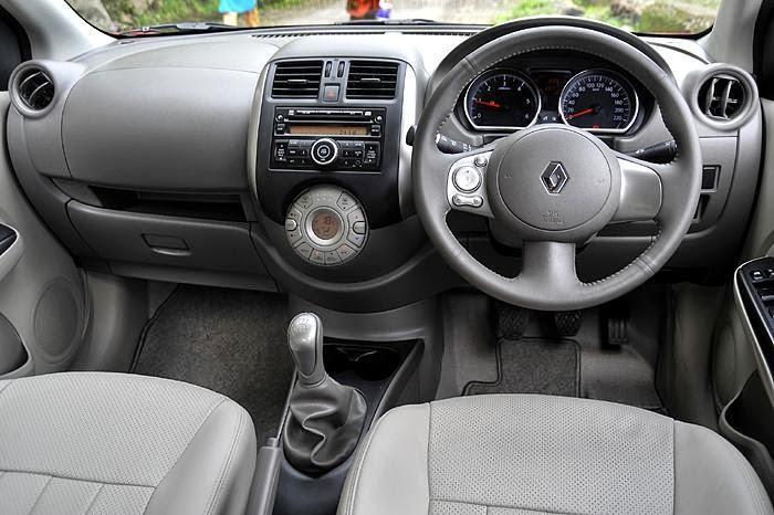 Renault Scala Interior Image