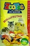 Mix de Frutas para roedores