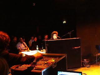 26.04.2013 Dortmund - Schauspielhaus: Paul Wallfisch