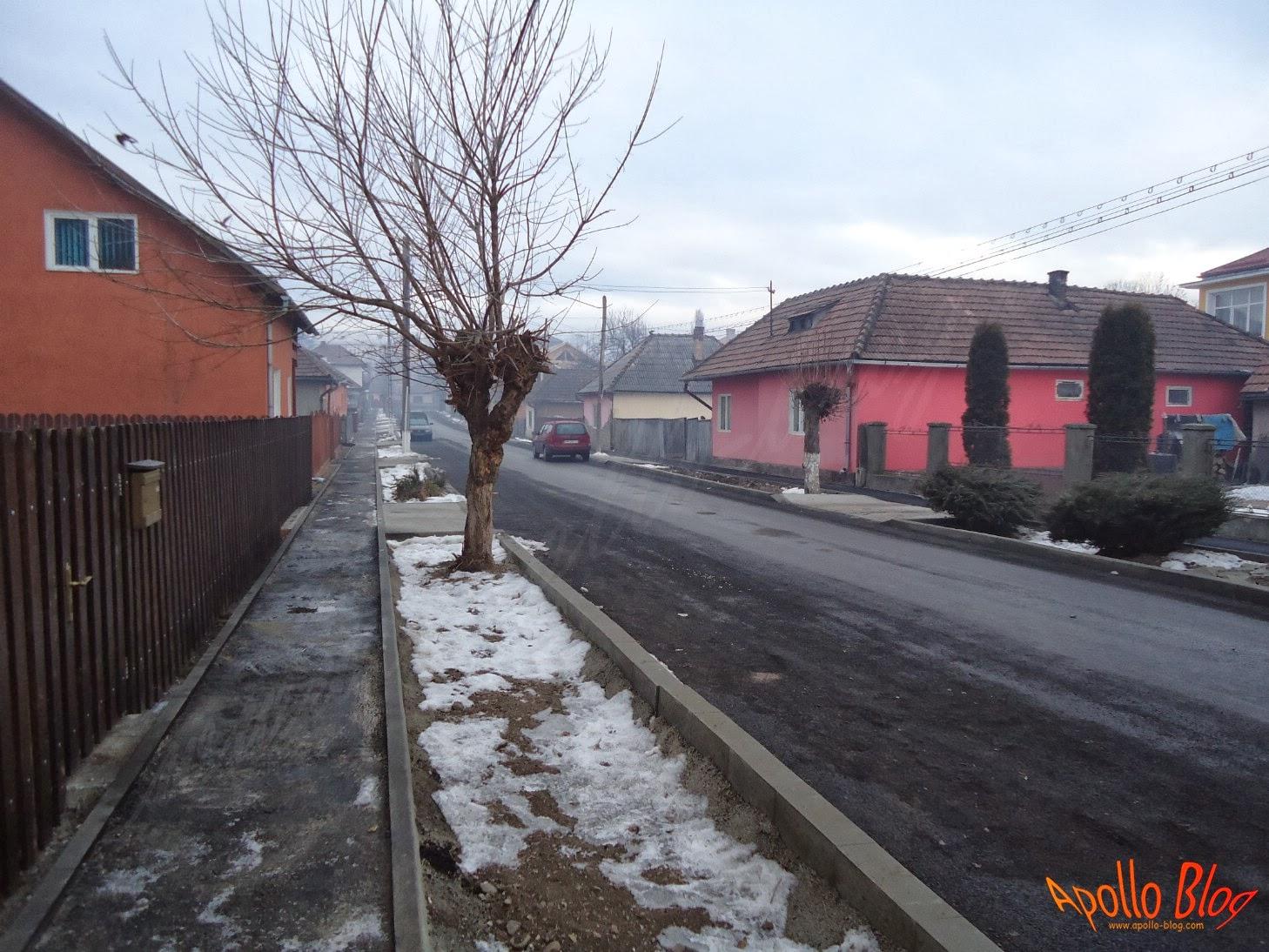 Strada Mihail Kogalniceanu Toplita