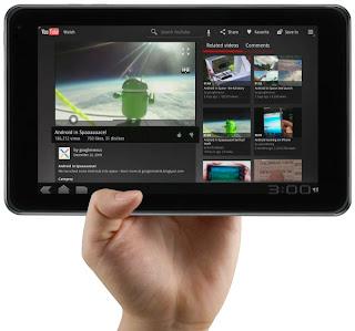 LG Optimus Pad – V900-9