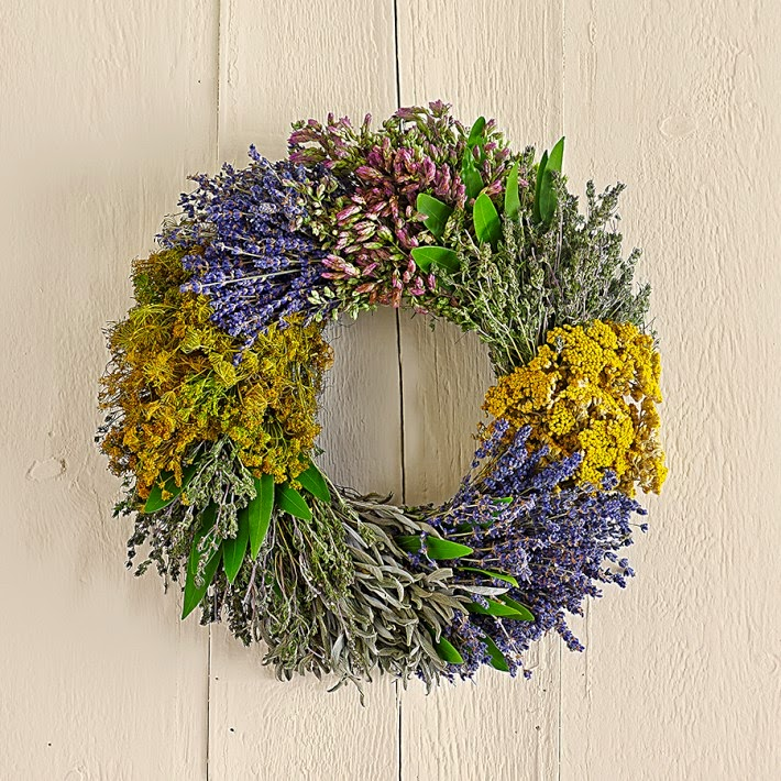 http://www.williams-sonoma.com/products/culinary-wheel-wreath/?pkey=e%7Cwreath%7C42%7Cbest%7C0%7Cviewall%7C24%7C%7C6&cm_src=PRODUCTSEARCH||NoFacet-_-NoFacet-_-NoMerchRules