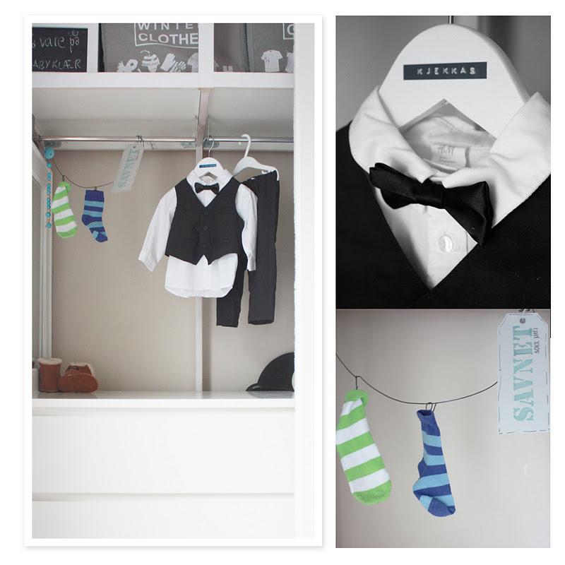 Katrines ting: rom for rom barnerom