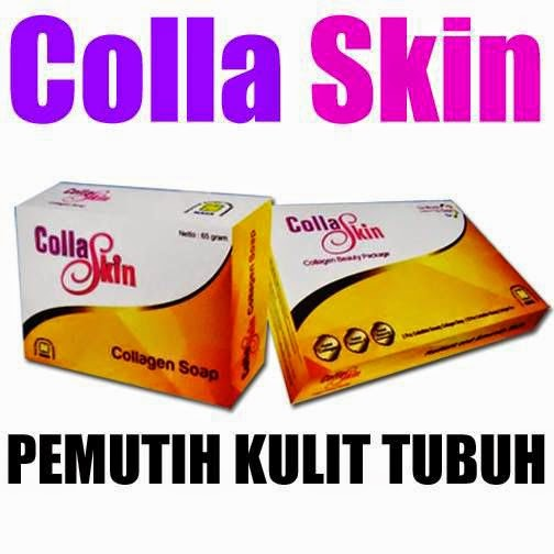 Colla Skin Collagen PT Natural Nusantara (NASA)