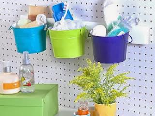 10 Ideas para Reciclar Baldes, III Parte