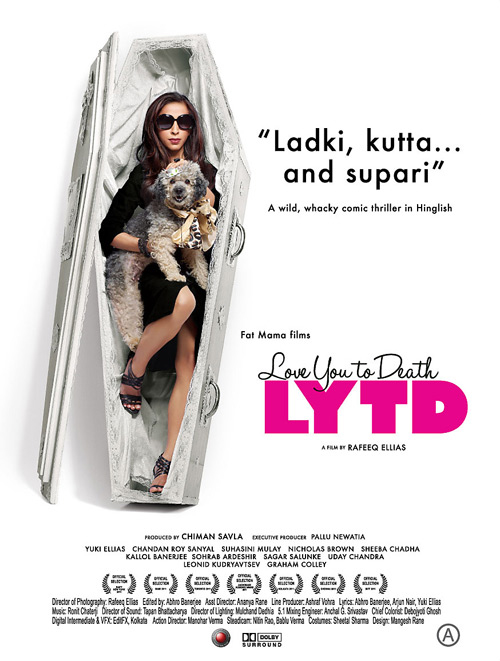 LYTD First Look Movie Poster