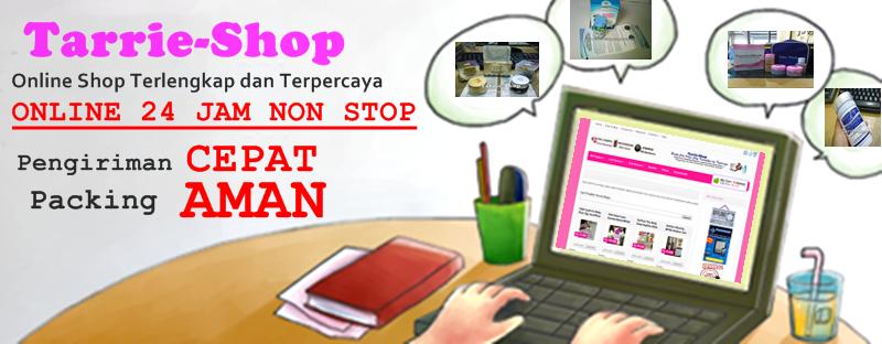 Cara Order Tarrie Shop