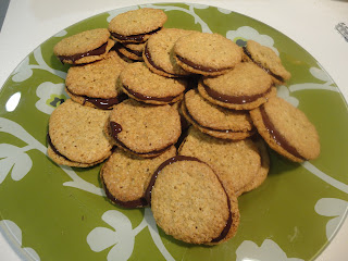 GALLETAS DE AVENA Y CHOCOLATE CON Thermomix®