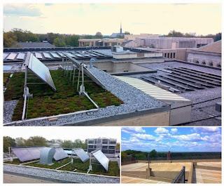 Solar at American University
