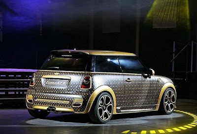 Luxurious and elegant, MINI Cooper modified, mini cooper, mini cooper 2013, luxurious mini cooper