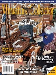 Miniature Collector January 2014