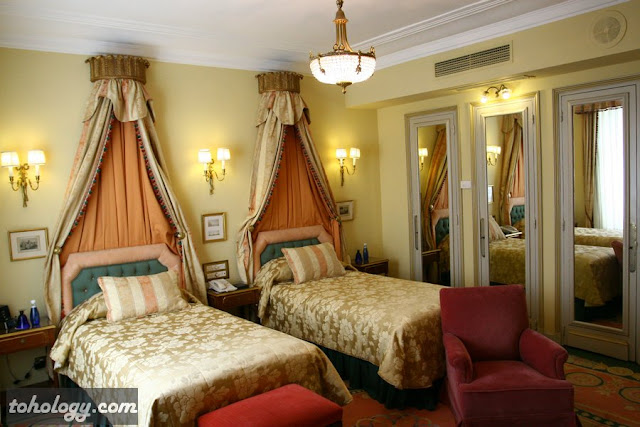 Hotel Ritz Madrid, classic room