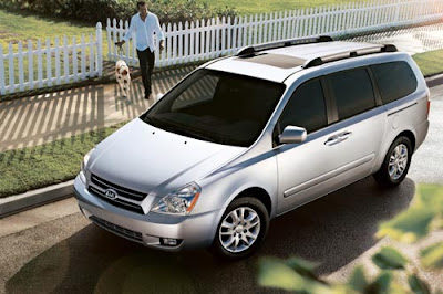 Kia Sedona Car Wallpaper