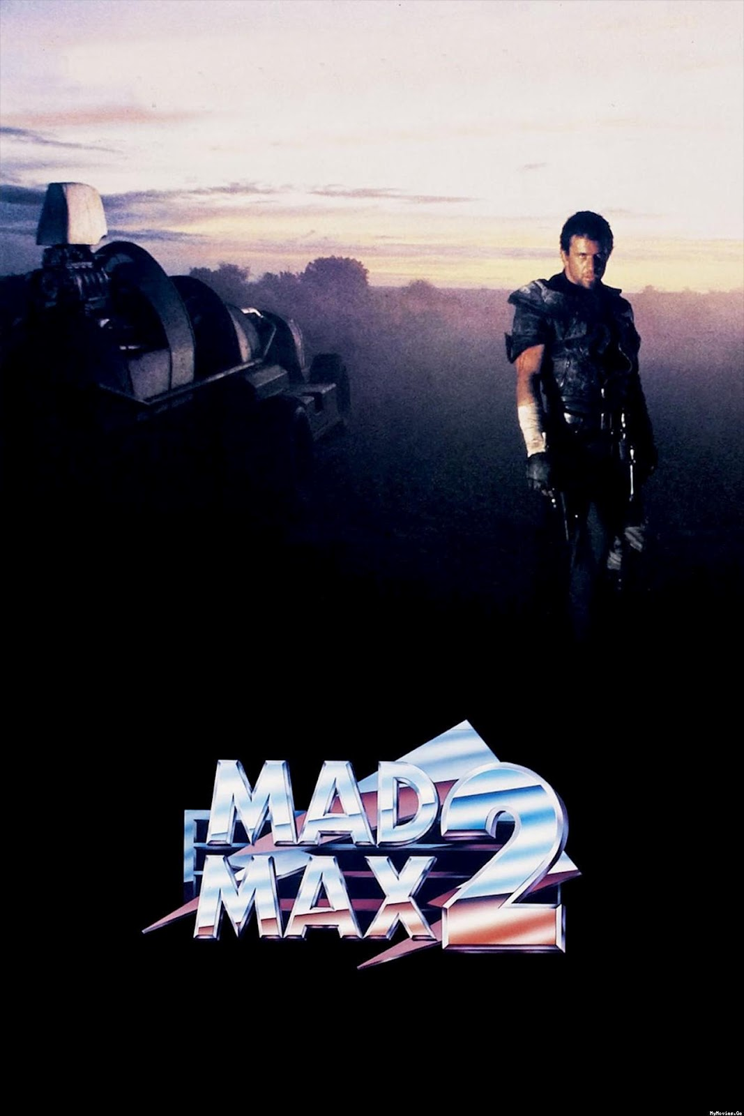 The Geeky Nerfherder: Movie Poster Art: Mad Max Trilogy ...