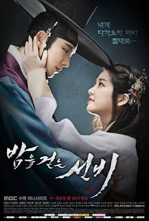 SINOPSIS Tentang Scholar Who Walks The Night Episode 1 - Terakhir