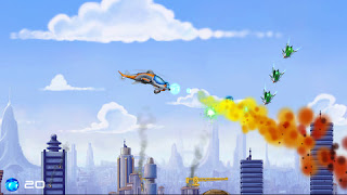 JAM: Jets Aliens Missiles v1.0.4 for iPhone/iPad