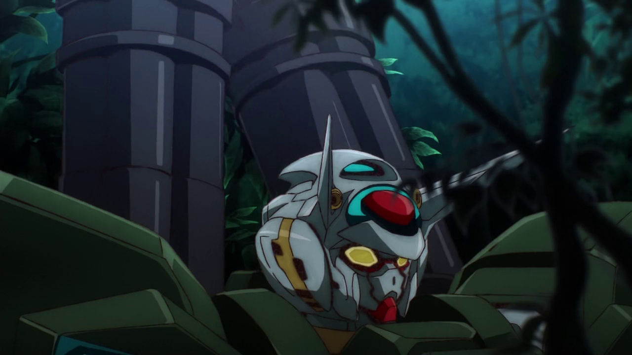 Resoconto Gundam Reconguista in G ep 9