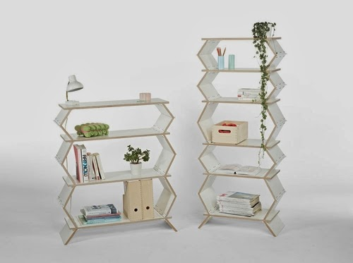 05-German-Designer-Meike-Harde-Stockwerk-Foldable-Bookshelf-www-designstack-co