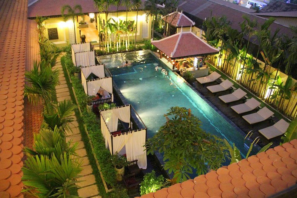 印度支那精品水療飯店 (Boutique Indochine d' Angkor Hotel and Spa)