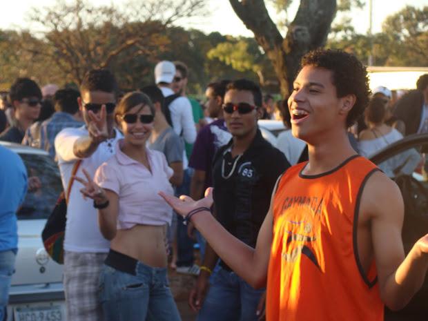 GayMada é o maior evento esportivo voltado ao público LGBT do DF (Foto: Hernanny Queiroz/Arquivo/Gay1)