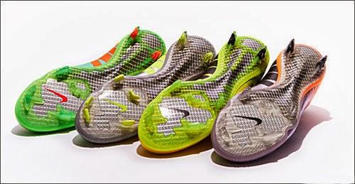 2014 Nike Mercurial Fast Forward series