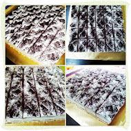 Tiramisu Slice Cake