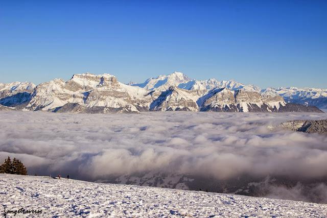 Semnoz, Annecy, Haute-Savoie