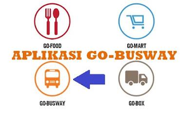 gobusway dari gojek, launching gobusway, gojek, transjakarta