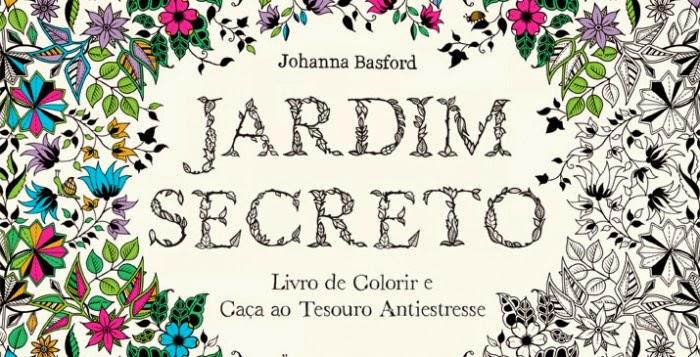 Livro Da Semana Jardim Secreto